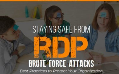 Staying Safe from RDP Brute Force Attacks