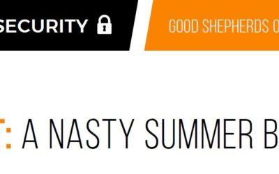 Emotet: A Nasty Summer Bug